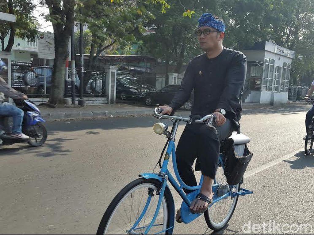 Survei Veritas Soal Pemkot Bandung, Begini Respons Ridwan Kamil