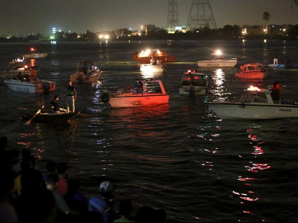 2 Mahasiswa Indonesia Tewas Tenggelam di Sungai Nil Mesir