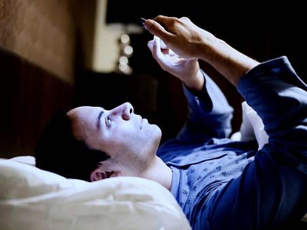 Waspada, Orang yang Tidur Larut Malam Lebih Cepat Meninggal