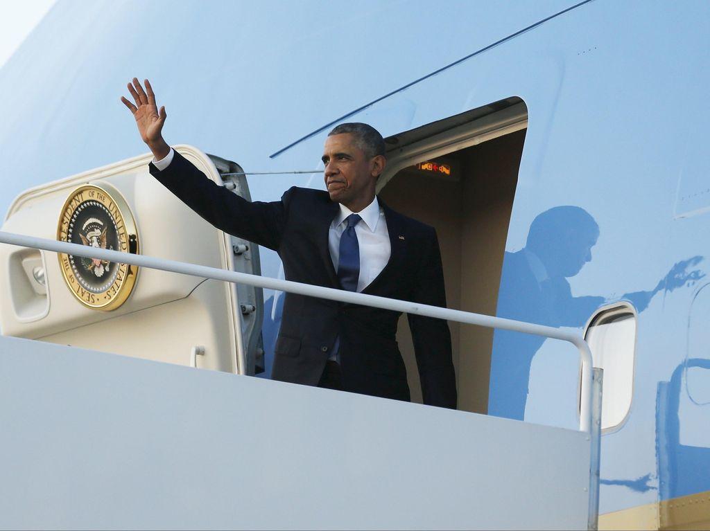 Dengar Lagu Ini saat Mandi Biar Berasa Barack Obama