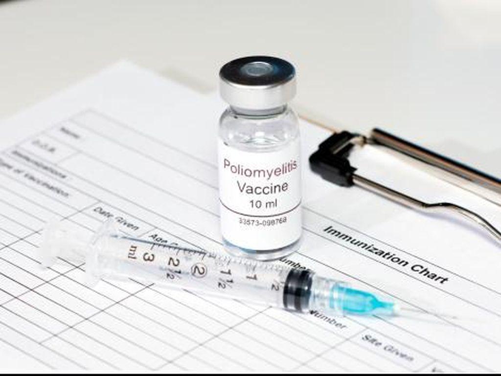 Cakupan Vaksin Kurang, Filipina Kembali Dihantui Polio