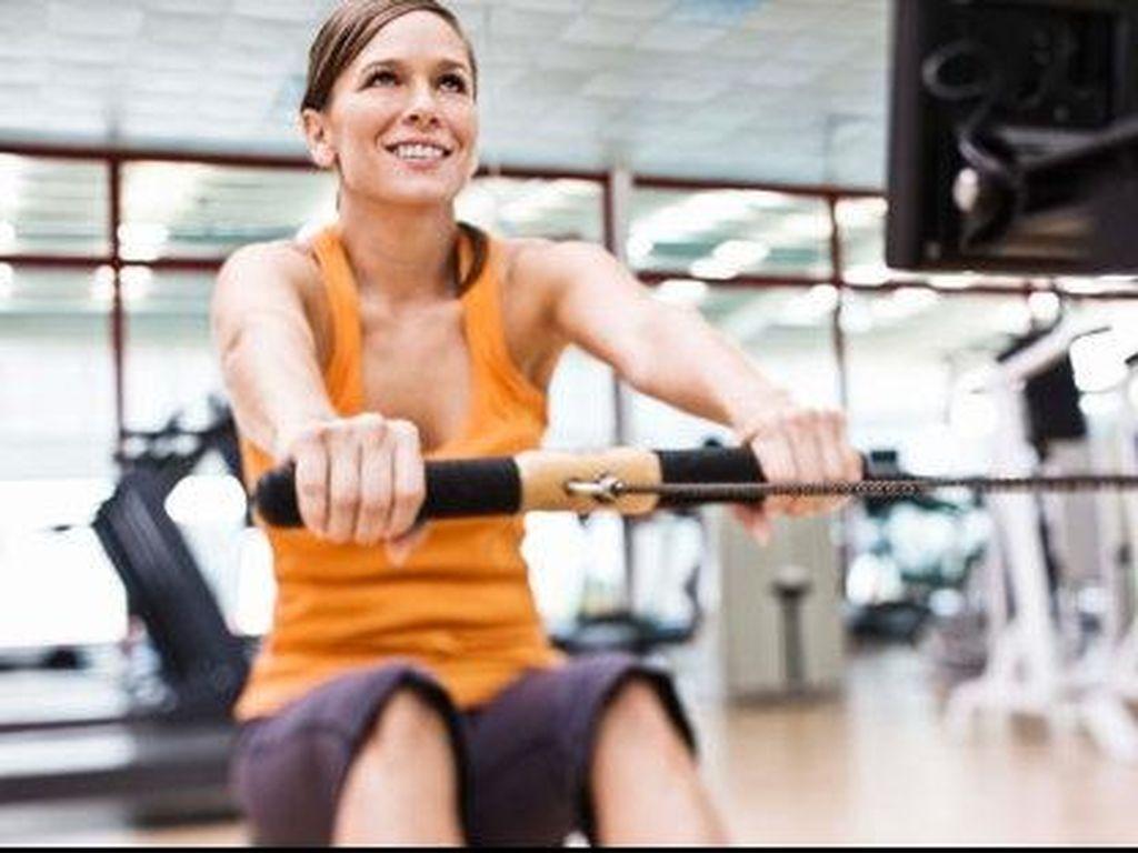 Mau Turun Berat Badan, Baiknya Olahraga di Waktu Terbaik Ini