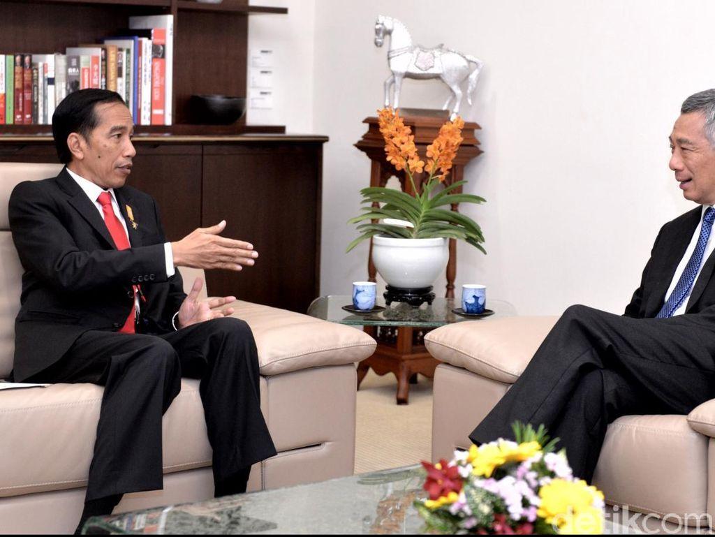 Kunjungi RI, PM Singapura akan Bawa 14 CEO Terkenal