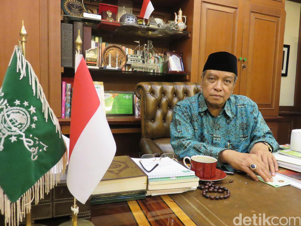 PP Muhammadiyah-PBNU Sepakat Tolak Paham Khilafah