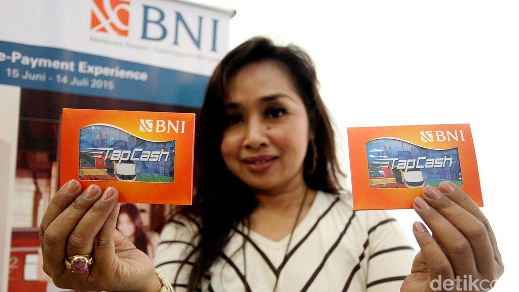 BNI TapCash RailPay, Uang Elektronik Untuk Pelanggan KAI