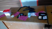 Peluru Gotri Baja Milik Rachmanto, Penembak Mobil Keluarga di JORR