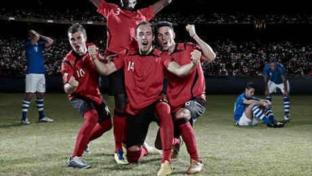 Berani Coba Mainkan Sepakbola Seperti Ini?