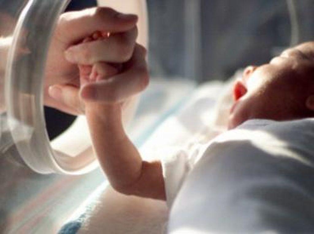 Bayi yang Dulu Lahir Prematur Itu Kini Menjadi Dokter