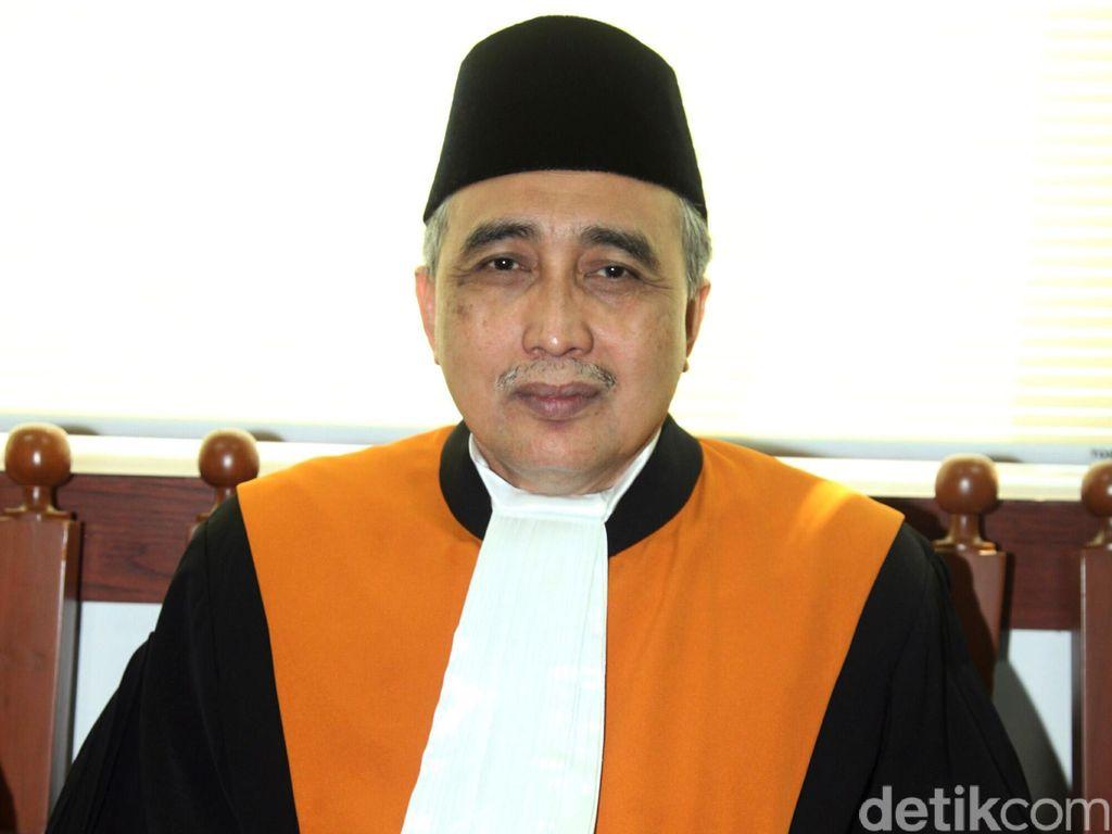 Hakim Agung Sunarto Terpilih Jadi Waka MA Non-Yudisial