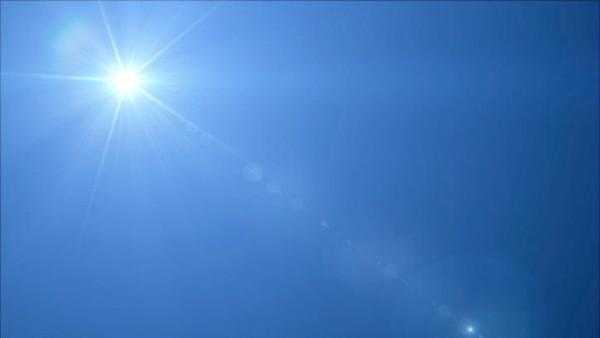 Terik matahari