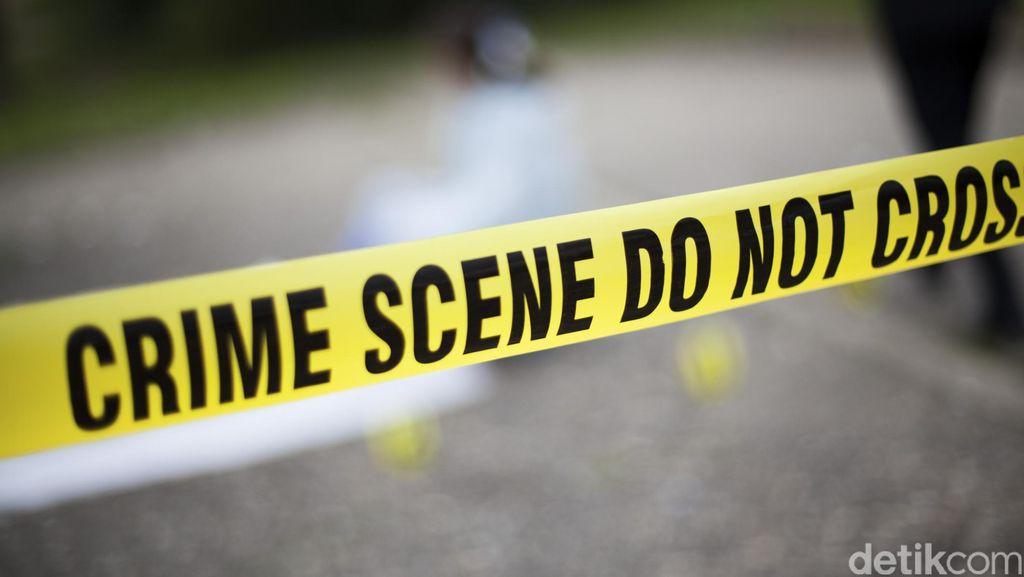 Polisi Kejar-kejaran dengan Mobil Pelaku Kejahatan di Purwakarta