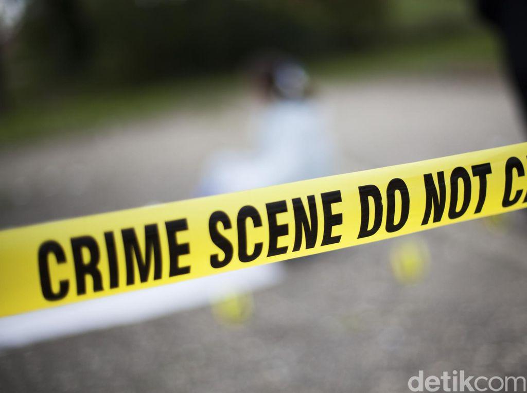 Pos Polisi di Cempaka Putih Dilempar Molotov, Pelaku Puluhan Orang