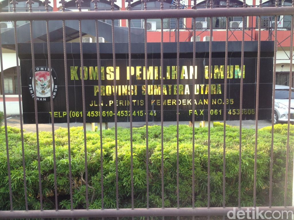 DKPP Copot Ketua KPU Sumut Yulhasni karena Langgar Kode Etik