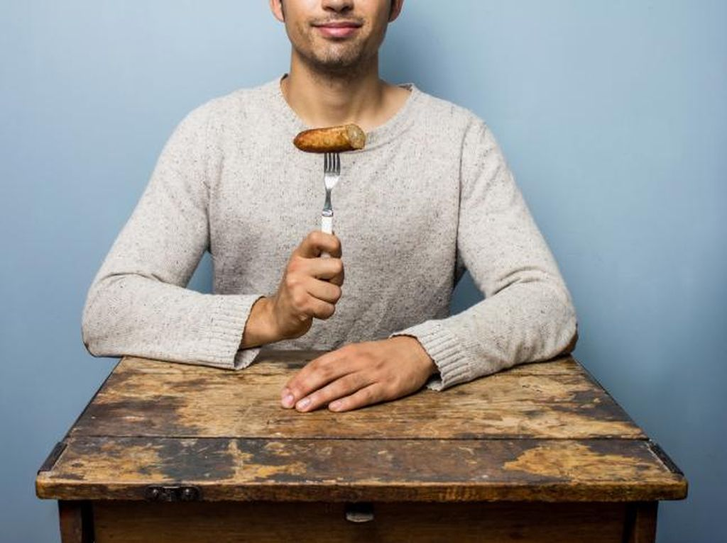 Hati-hati Diet Perbanyak Daging, Bisa Picu Penyakit Asam Lambung GERD