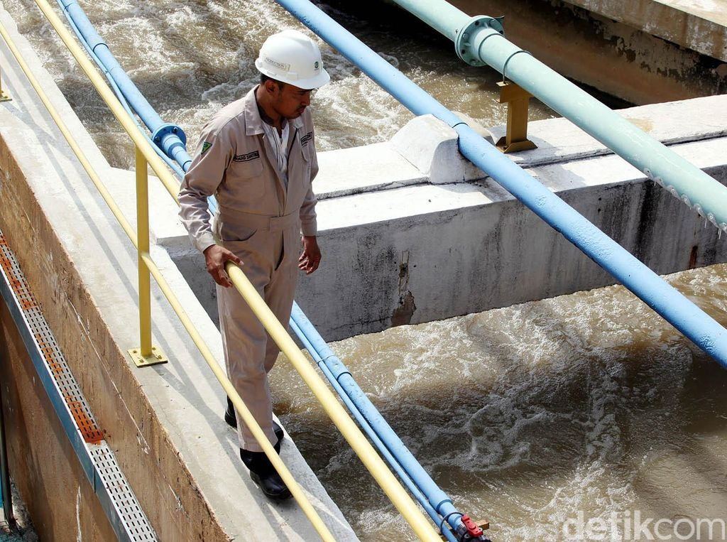 Besok Pasokan Air di Jakarta Terganggu, Warga Diminta Isi Bak Penampungan