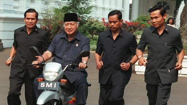'Dosa Besar' Soeharto Versi Setara Institute