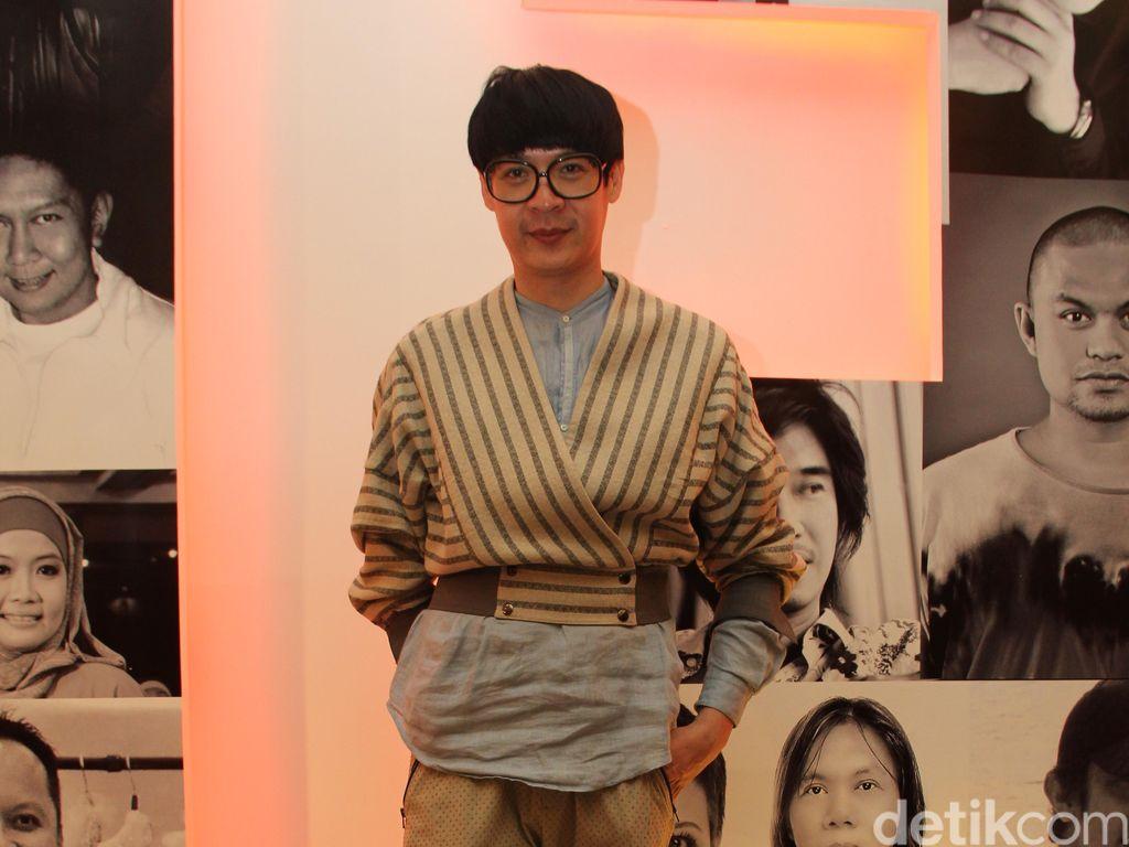 Fashion Show di China, Priyo Oktaviano Pilih Model Indonesia