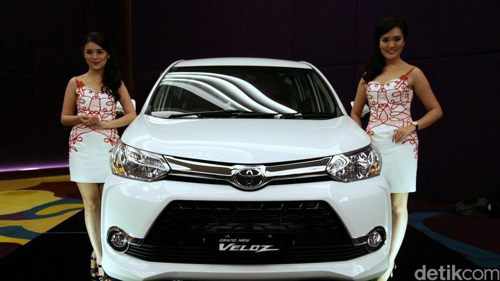 Avanza Terbaru, Toyota: Tinggal Ditunggu Saja