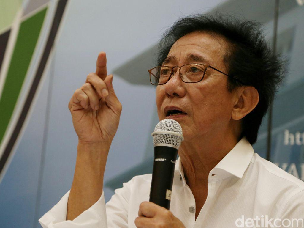 Sido Muncul Jadi Legendaris, Irwan Hidayat: Saya Juga Heran