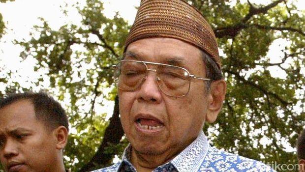 Gus Dur, putra Wahid Hasyim