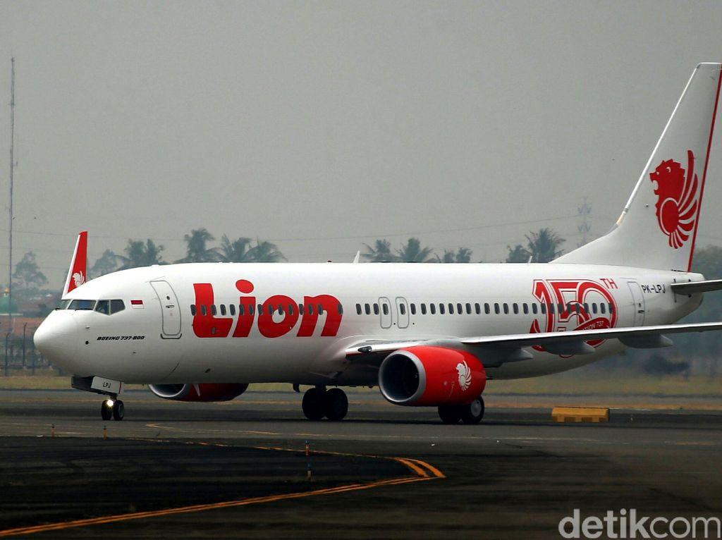 Beredar Daftar Tarif Bagasi Lion Air hingga Rp 930.000