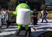 Mengenal Sosok di Balik Maskot 'Robot Hijau' Android