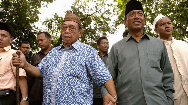 Mendiang Gus Dur, anak Wahid Hasyim