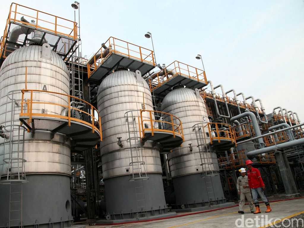 Abu Dhabi Mau Bangun Gudang LPG di Indonesia