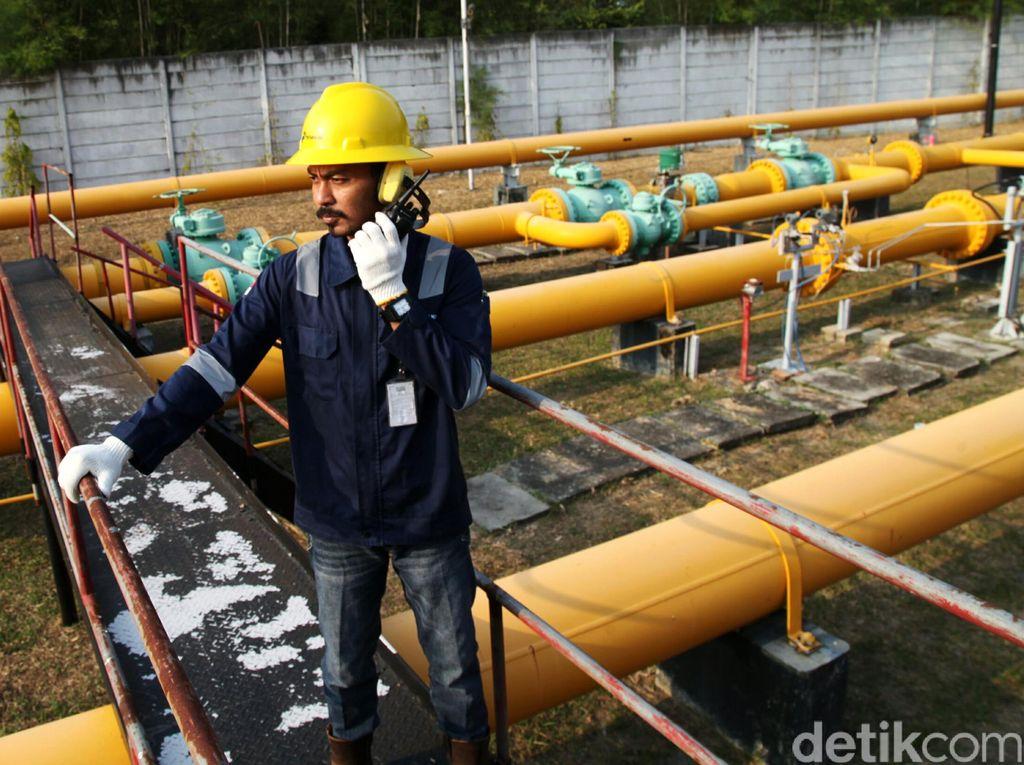 Jonan Rilis Aturan Soal Harga Jual Gas Bumi Melalui Pipa