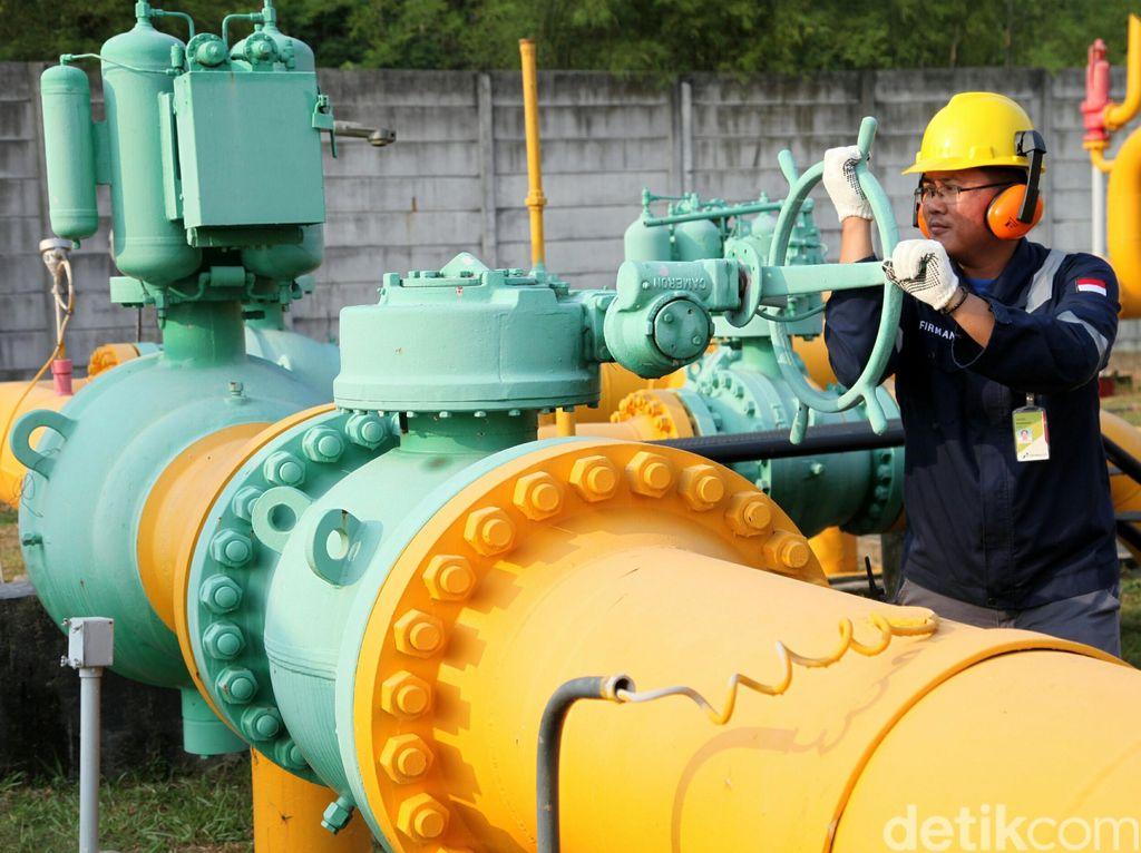 Harga Gas Mau Diturunkan, SKK Sisir Rangkaian Distribusi ke Industri