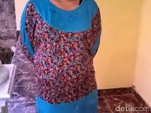 Hilang Ingatan, Wanita Hamil 9 Bulan Ini Diamankan Kantor Dinsos Sukabumi