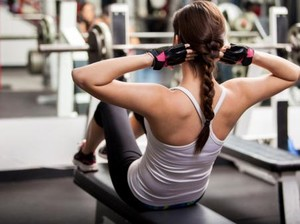 Di Gym Ini, Pengunjung Tak Perlu Minder Meski Badannya Tak Ideal