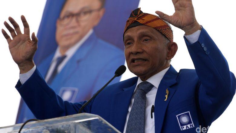 Siap Nyapres, Amien Rais Terinspirasi Mahathir