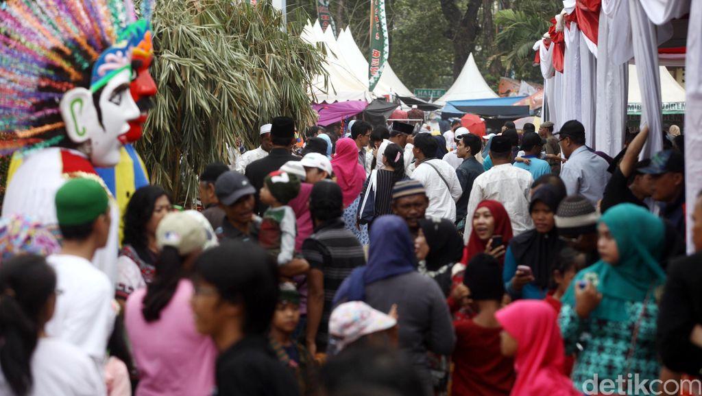 Indeks Pembangunan Manusia di 6 Wilayah Jakarta
