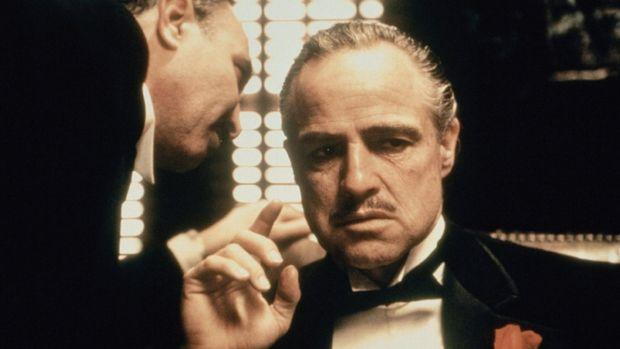 Ilustrasi Adegan Film The godfather