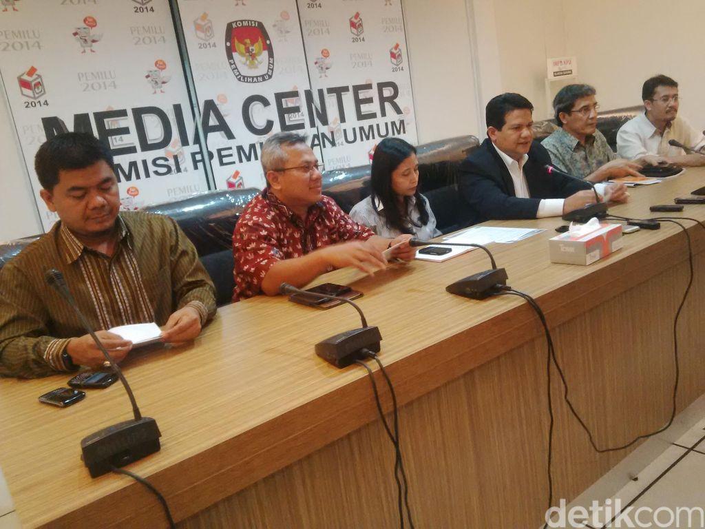 KPU: Satu Pasangan Calon Gugur, 3 Daerah Dibuka Pendaftaran Lagi