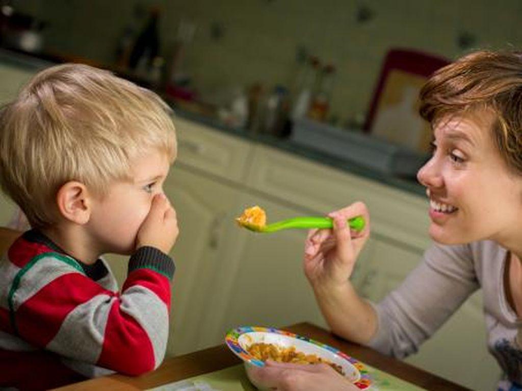 Tenang Bu, Pertambahan Bobot Balita Memang Tak Sepesat Saat Bayi