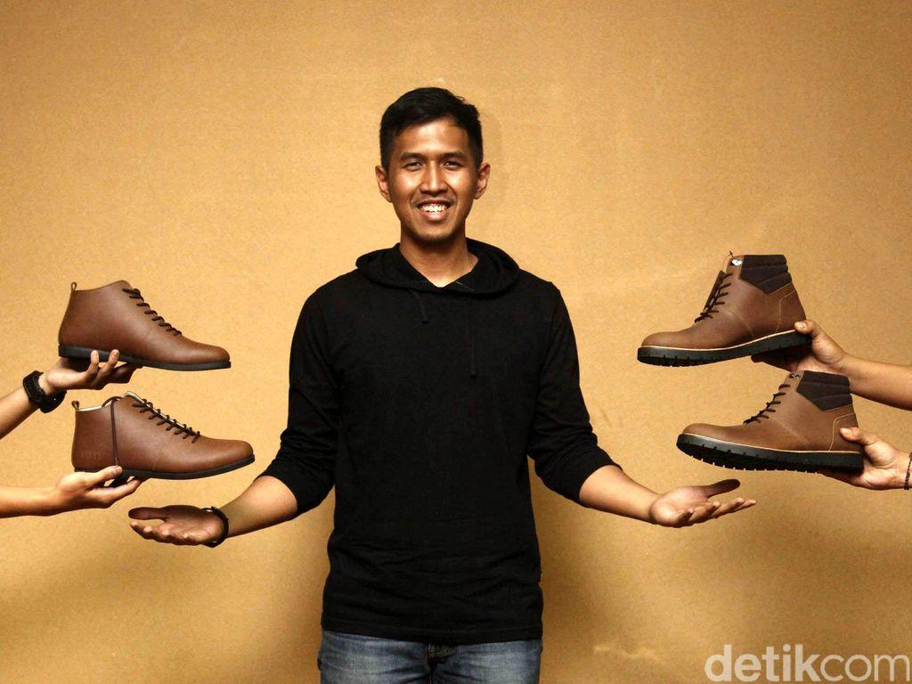 Catat Nih! Rahasia Pedagang Sepatu Lokal Tetap Eksis Lawan Brand Asing