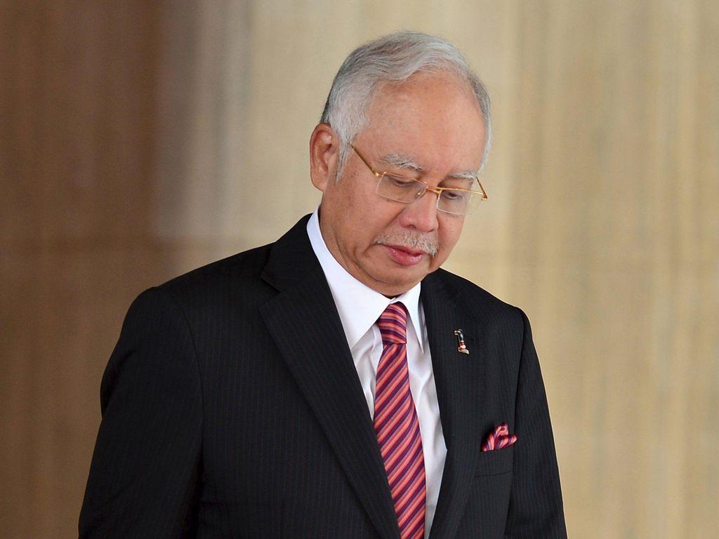 Pengacara dalam Karantina terkait Corona, Sidang Najib Razak Ditunda