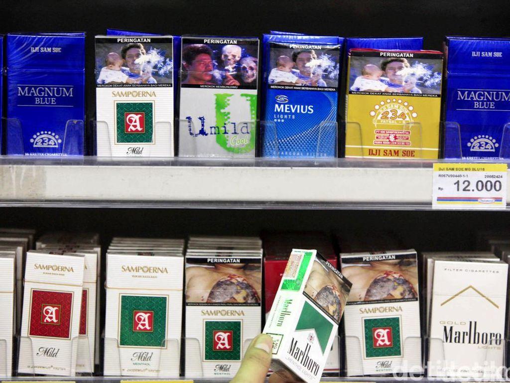 Cukai Rokok Mau Naik, Pengusaha: Cari Keseimbangan