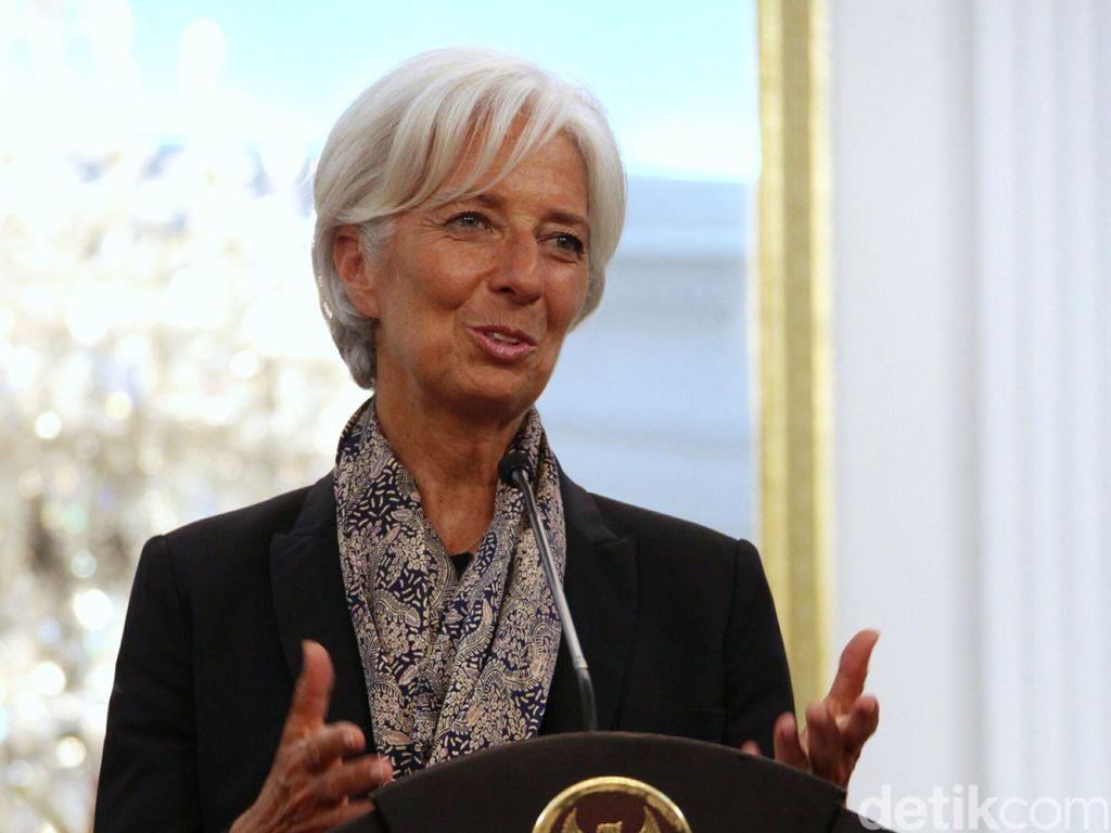 Ini Tantangan Pertumbuhan Ekonomi Dunia Versi Bos IMF