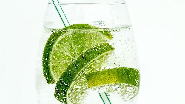 Ilustrasi Minuman Jeruk Nipis