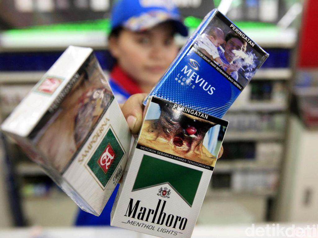 Hasil Polling: Mayoritas Setuju Cukai Rokok Naik