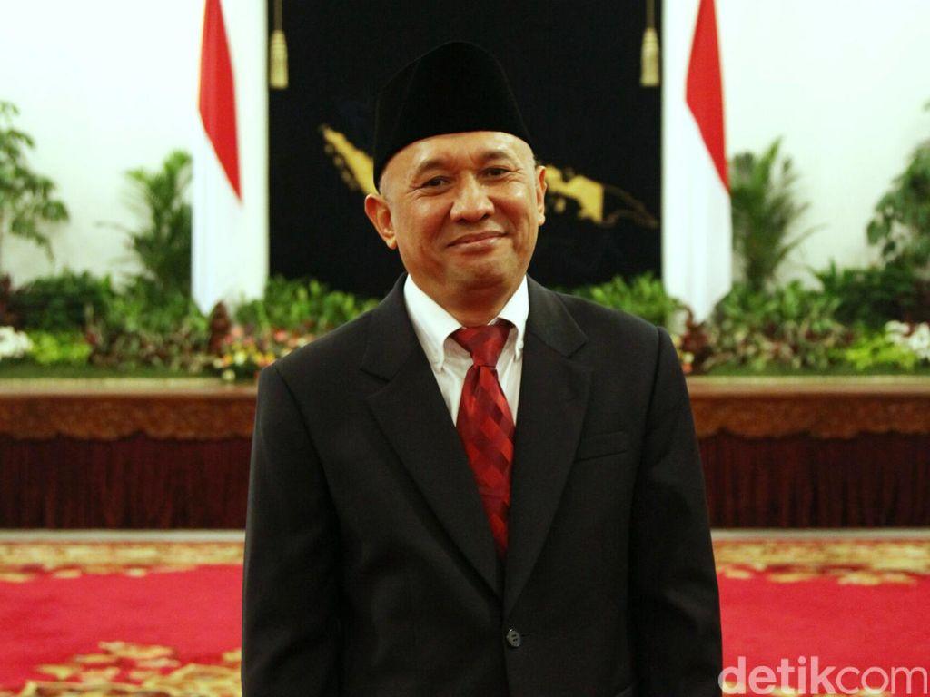 Teten: Saya Tak Ikut Timses Jokowi-Maruf