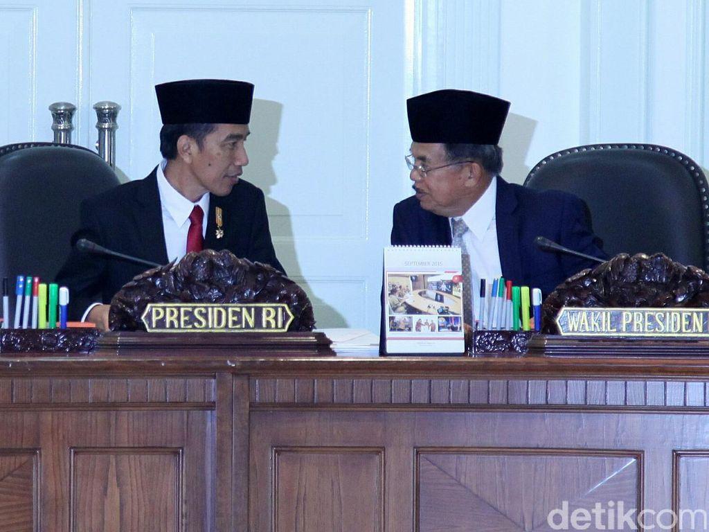4 Tahun Jokowi-JK dan Realisasi Nawacita