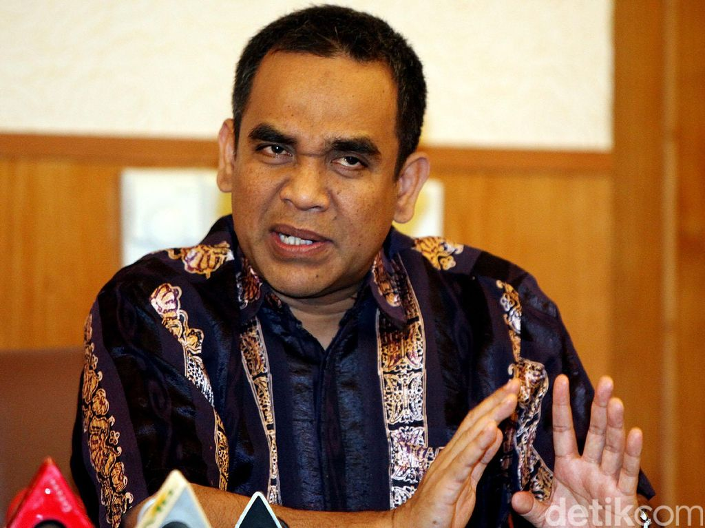Salip Elektabilitas Golkar, Gerindra Yakin Bukan karena Kasus Novanto