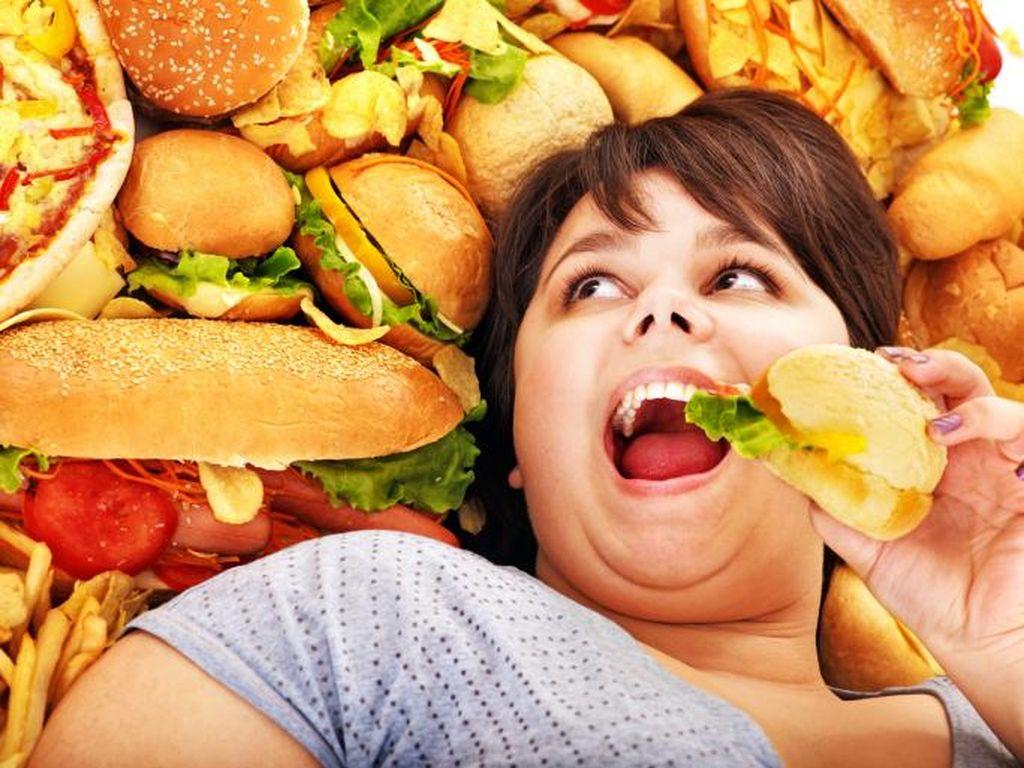 Nafsu Makan Tak Terkontrol Bisa Diobati dengan Terapi Perilaku