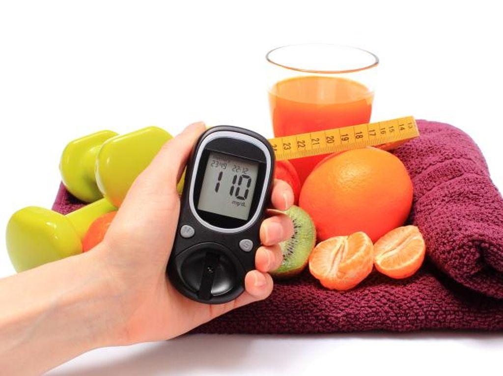 Penyandang Diabetes Bisa Coba Makanan Pengganti Rendah Karbo Ini