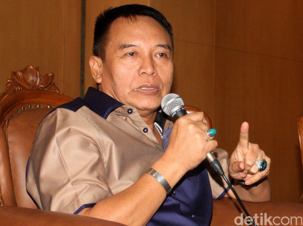 Tb Hasanuddin Sentil Suryo Prabowo Jadi KKIP: Apa Tidak Malu?