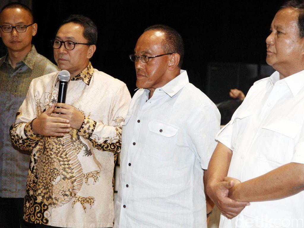 Gerindra Anggap KMP Tamat, Bagi PKS Masih Ada